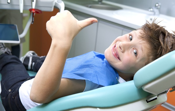 Niños odontopediatra madrid