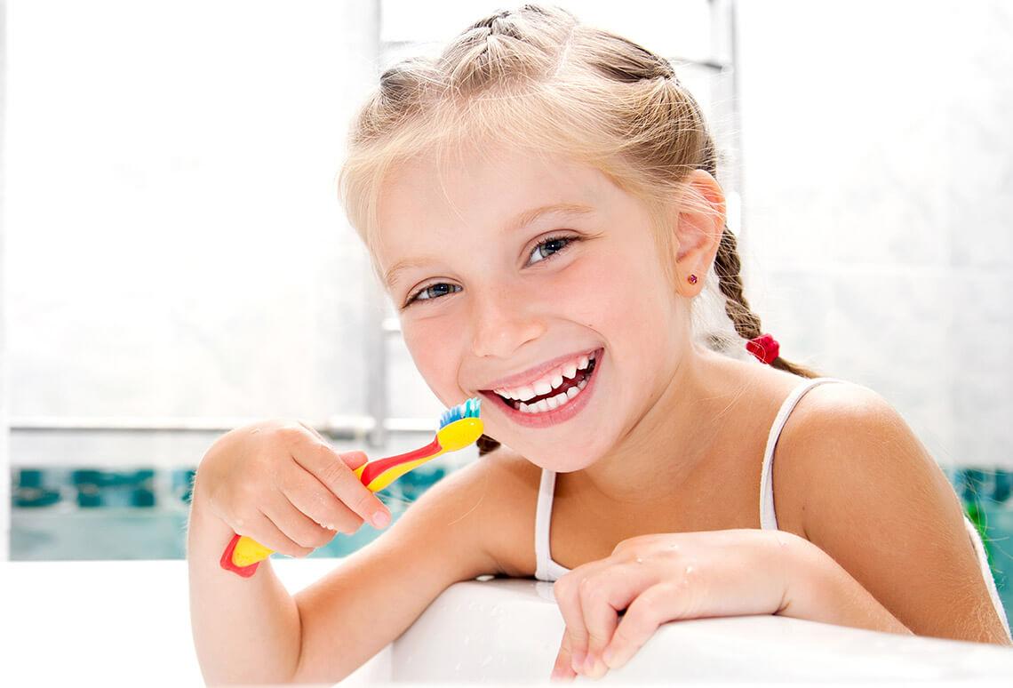 Dentista infantil en Madrid consejos