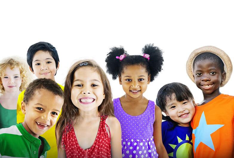 Dentista infantil en Madrid niños sin caries