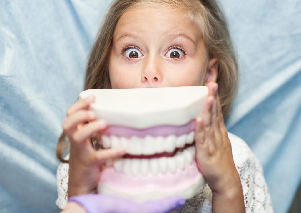 primera visita dentista infantil Madrid antes 3 años