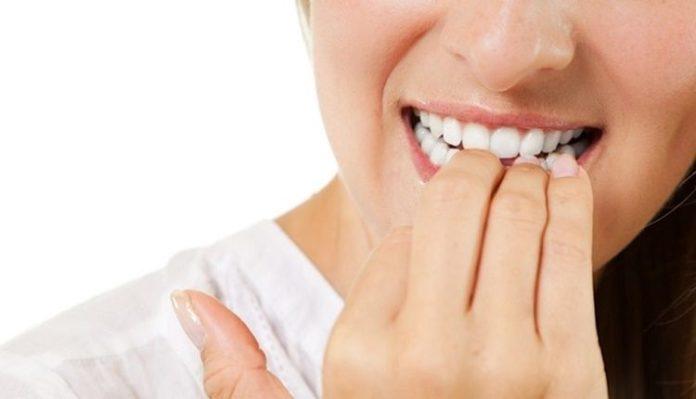 dentistas Madrid Onicofagia