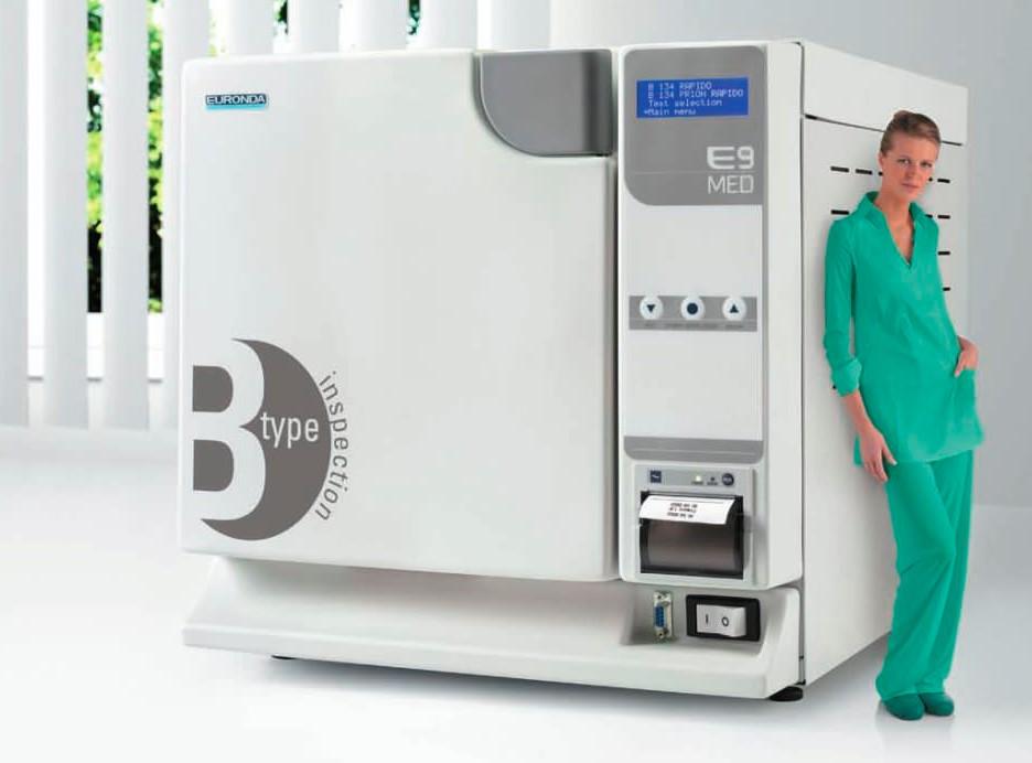 esterilizacion clinica dental