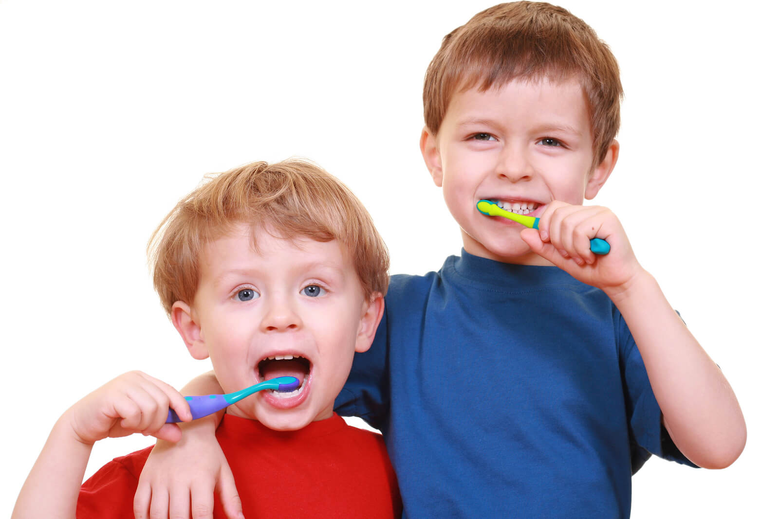 Salud dental infantil